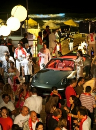 Porsche Event- Beach Party